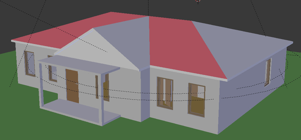 Exporting glTF from Blender | Daly Realism