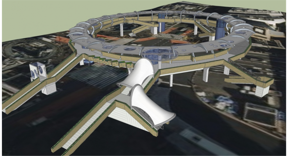 Collaborative bridge design