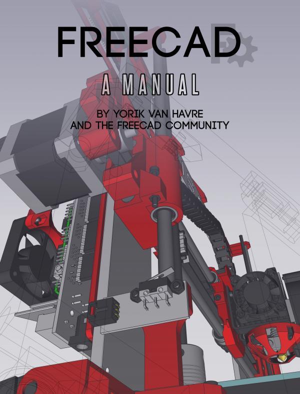 Freecad Manual Cover