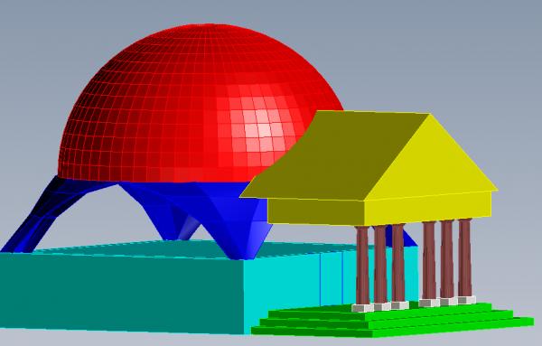 3D Architectual Model