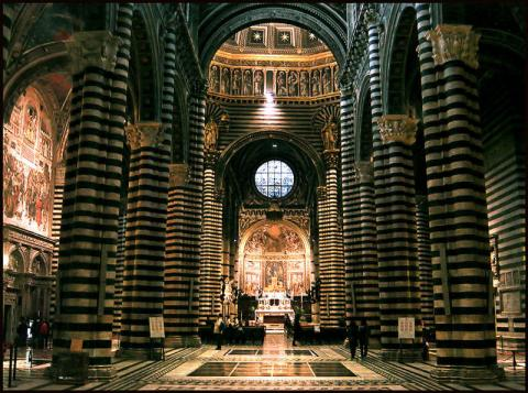 Siena Cathedral Interior